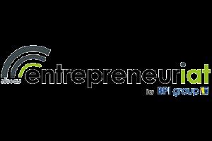Logo du pôle entrepreneuriat de BPI group