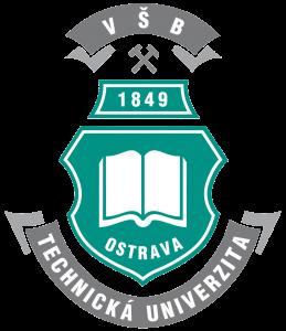 Logo de l'université Vysoká škola báňská (VSB) Ostrava en république tchèque